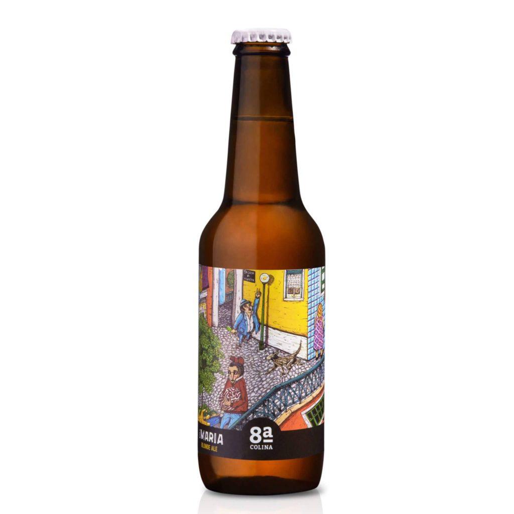 Cerveja Vila Maria